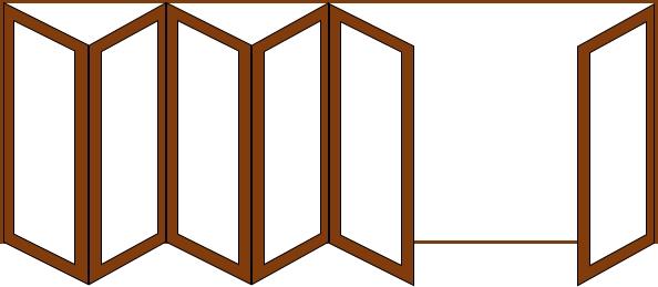 6 doors 5 and 1