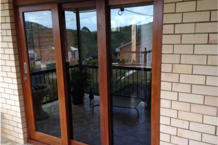 & Timber Stacker Doors | Stacking Doors| Door City