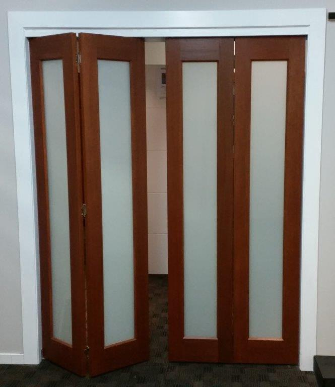 Multifold Timber Doors Door City Brisbane Sunshine Coast